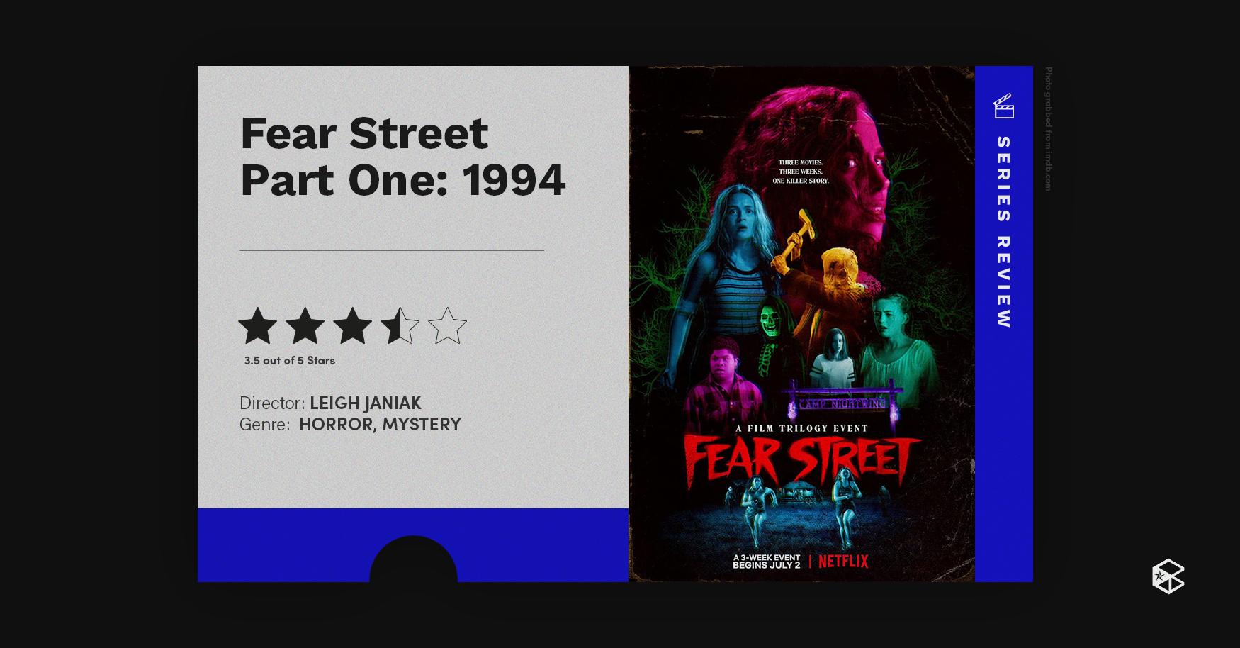 100821 Blip   Lesbian Films Recs With Context Fear Street Part One   1994