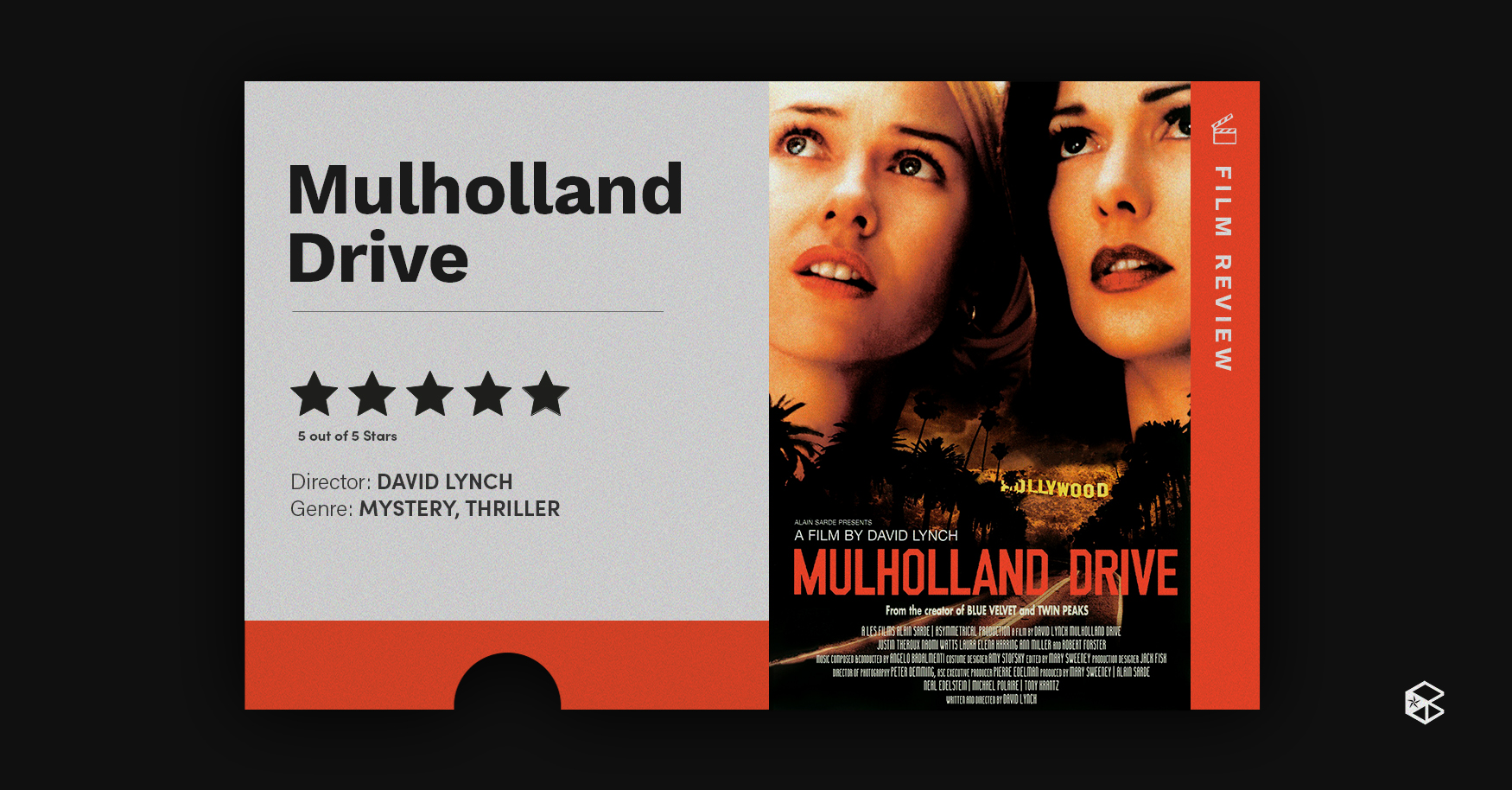 100821 [blip   Movie Review] Mulholland Drive