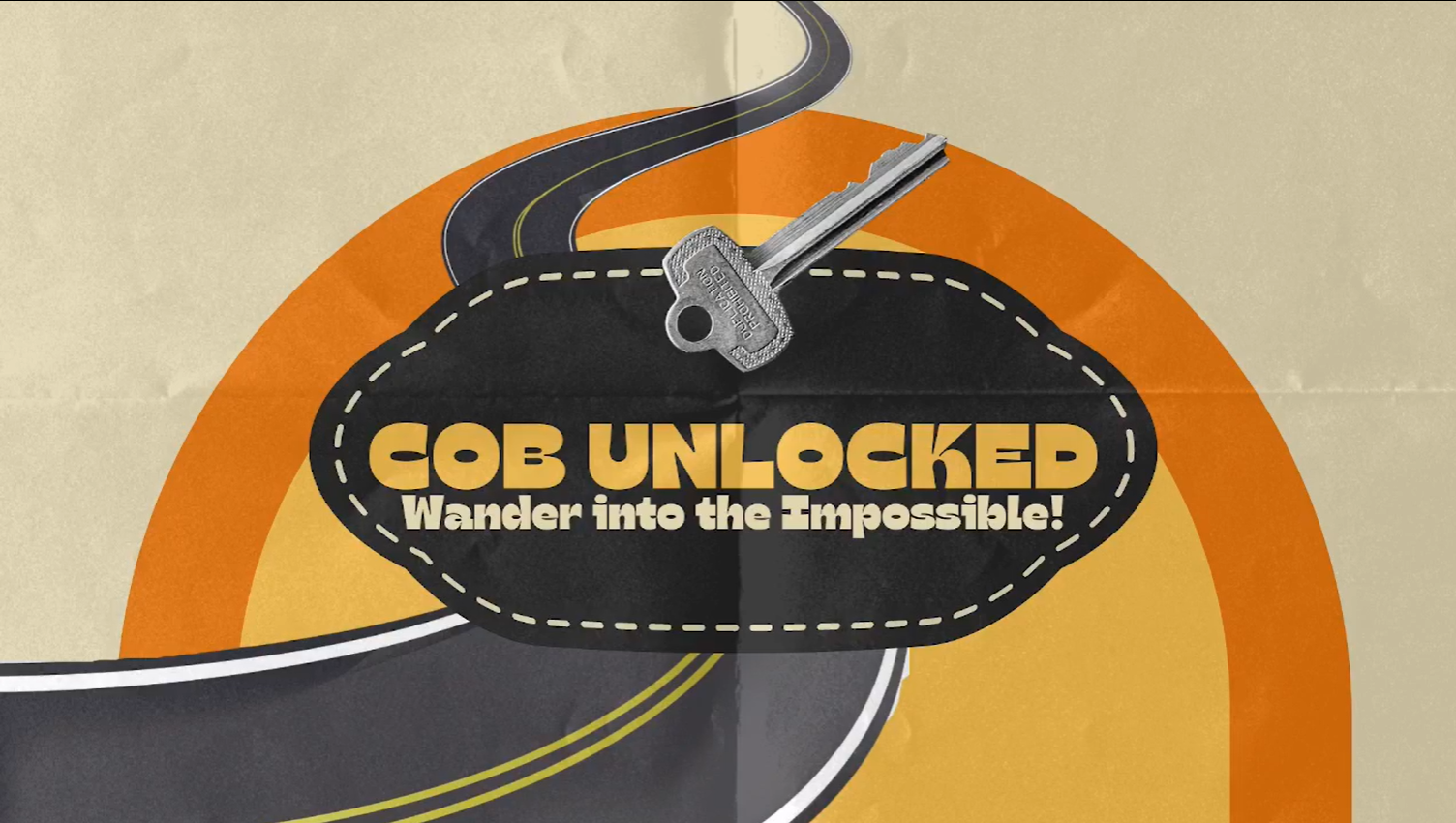 Photo From Cob Unlocked Wander Into The Impossible Official Facebook Page
