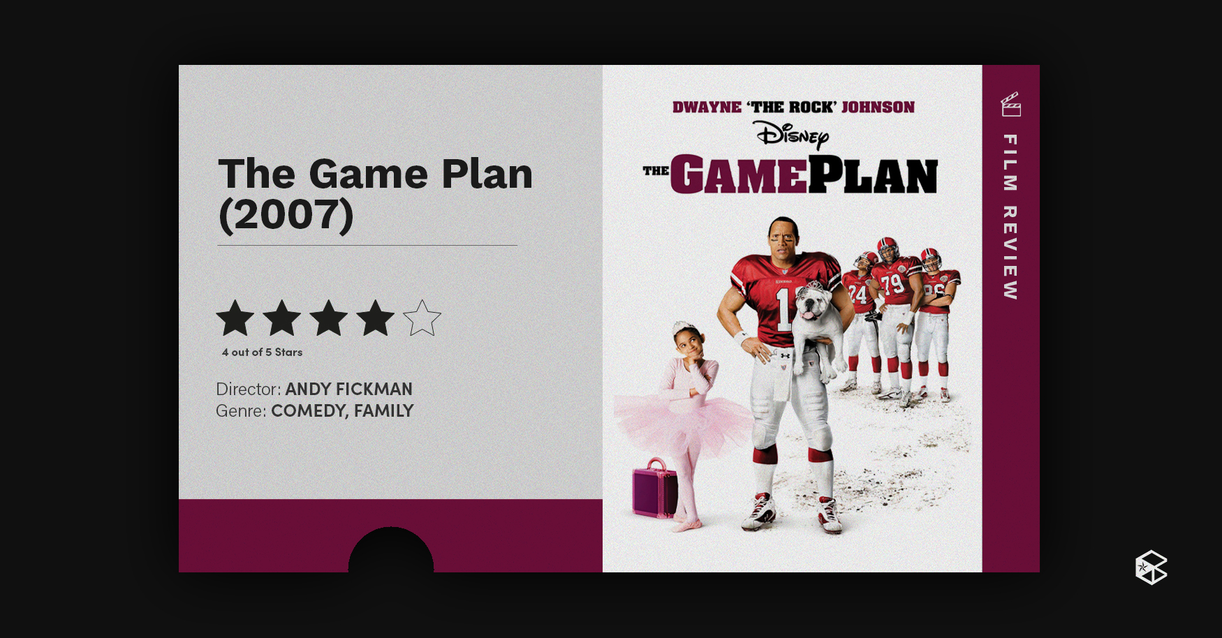 062021 [blip   Father's Day Movie Recs] The Game Plan